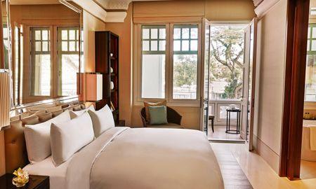 Habitación Grand Deluxe - The Capitol Kempinski Hotel Singapore - Singapore