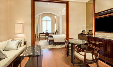 Suite Stamford - The Capitol Kempinski Hotel Singapore - Singapore