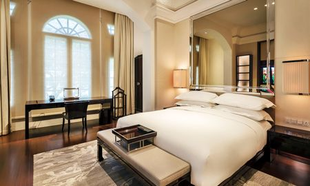 Suite Ejecutiva - The Capitol Kempinski Hotel Singapore - Singapore