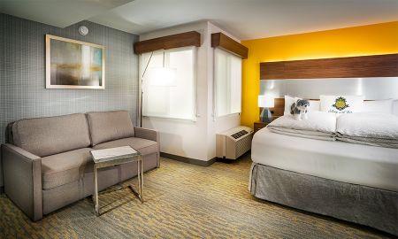 Z King Suite - Hotel Z - San Diego