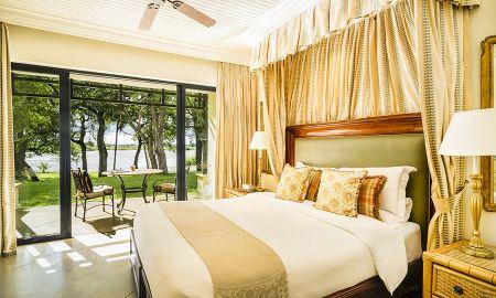 Suite Livingstone - Royal Livingstone Victoria Falls Zambia Hotel By Anantara - Livingstone