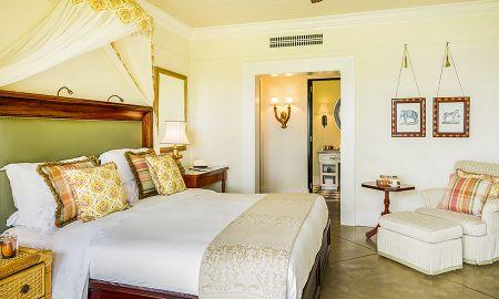 Chambre Deluxe - Royal Livingstone Victoria Falls Zambia Hotel By Anantara - Livingstone