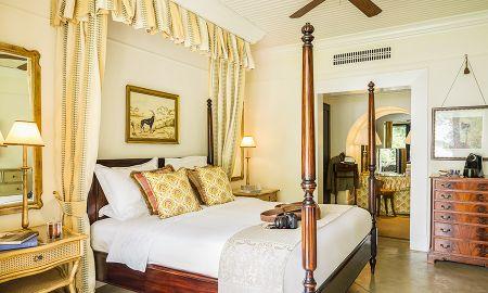 Suite Présidentielle - Royal Livingstone Victoria Falls Zambia Hotel By Anantara - Livingstone