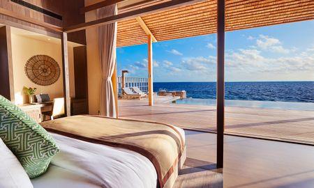 Résidence Piscine Océan - Chambre Individuelle - Kudadoo Maldives Private Island - Maldives