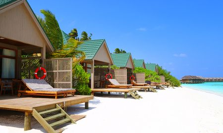 Water Front Villa - Meeru Island Resort & Spa - Maldives