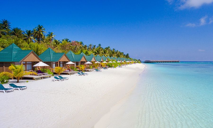 Meeru Island Resort & Spa - Maldives