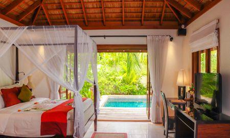 Villa avec Piscine Privée - Kuredu Island Resort & Spa - Maldives