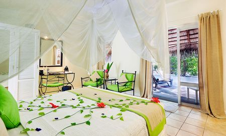 Bungalow Jardin - Kuredu Island Resort & Spa - Maldives