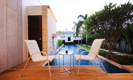 Villa Una Camera con Piscina Privata - Two Villas Holiday Phuket Oxygen Style Bang Tao Beach - Phuket