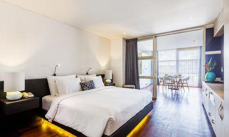 Familienzimmer - Imani Suites - Bali
