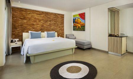 Deluxe Room - Away Bali Legian Camakila Resort - Bali