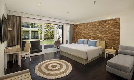 Deluxe Pool Side - Away Bali Legian Camakila Resort - Bali