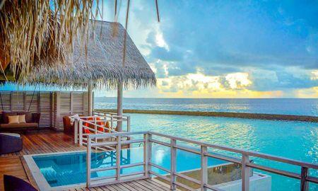 Suite Presidencial con Piscina Privada - Amaya Kuda Rah - Maldives