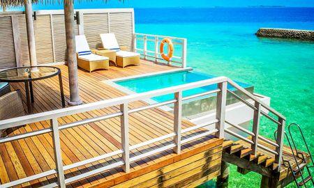 Water Villa avec Piscine Privée - Amaya Kuda Rah - Maldives