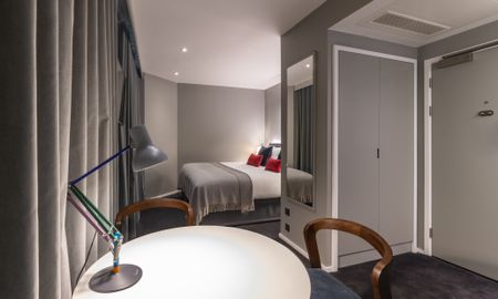 Chambre King ou Twin - The Nadler Covent Garden - Londres