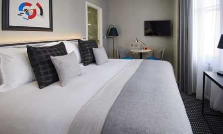 Chambre Standard Double - The Nadler Covent Garden - Londres