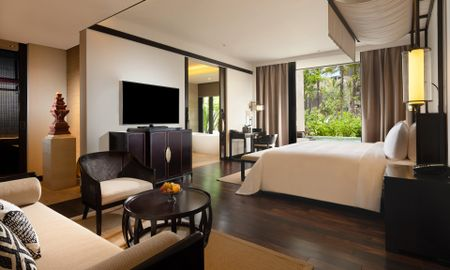 Grand Deluxe Lagoon Room King - The Apurva Kempinski Bali - Bali