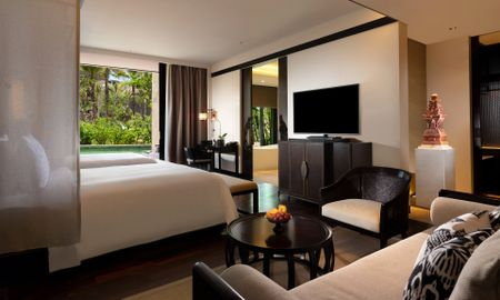 Grand Deluxe Lagoon Twin Room - The Apurva Kempinski Bali - Bali