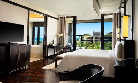 Grand Deluxe Ocean Twin Courtyard Room - The Apurva Kempinski Bali - Bali