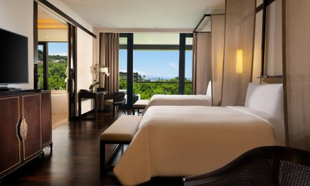 Grand Deluxe Twin Room - The Apurva Kempinski Bali - Bali