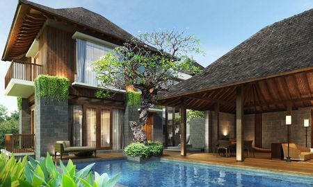 Two Bedroom Villa Sriwijaya - The Apurva Kempinski Bali - Bali