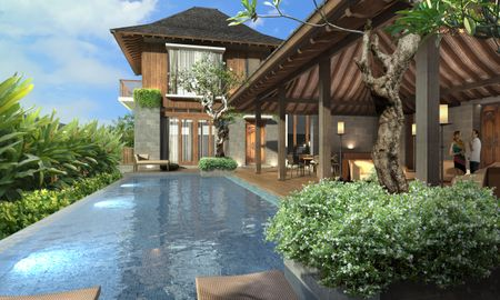 Three Bedroom Villa Majapahit - The Apurva Kempinski Bali - Bali