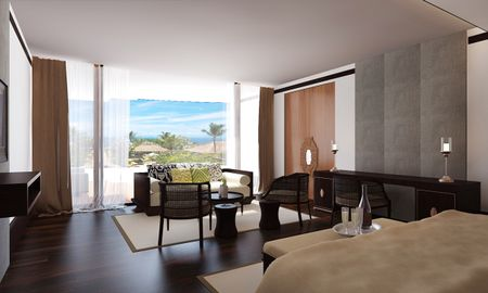 Suite Prestige Vista Oceano Frontal - The Apurva Kempinski Bali - Bali