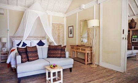 Bungalow Familiar Praia - Sudamala Resort, Seraya - Labuan Bajo