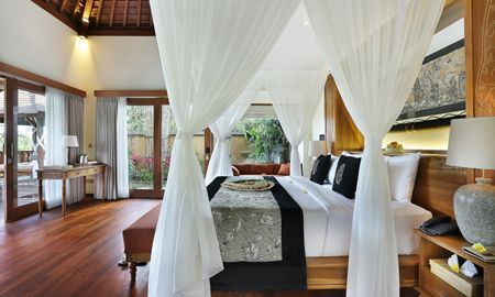 Kayon Royal Pool Villa - The Kayon Jungle Resort By Pramana - Bali