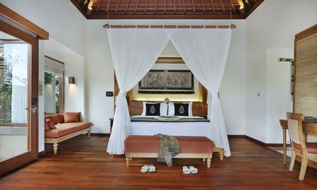 Kayon Premier Pool Villa - The Kayon Jungle Resort By Pramana - Bali