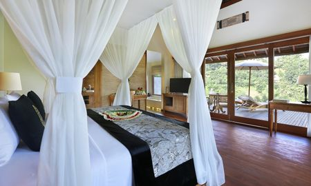 Tal-Villa mit Pool - The Kayon Jungle Resort By Pramana - Bali