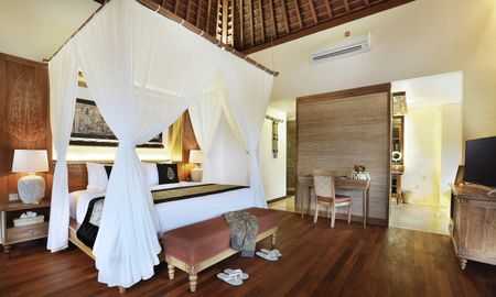Jungle Villa mit Pool - The Kayon Jungle Resort By Pramana - Bali