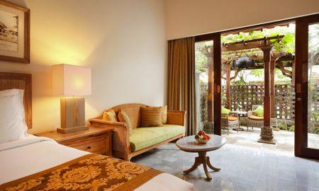 Suite Deluxe Jardin - Sudamala Suites & Villas, Sanur - Bali