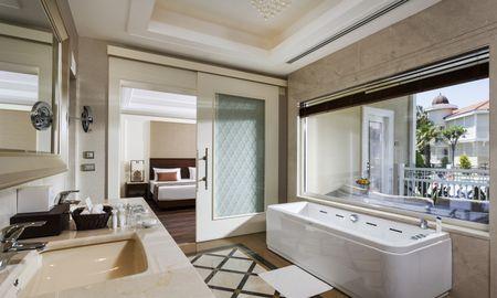 Deluxe Pool Zimmer - Gural Premier Belek - Antalya