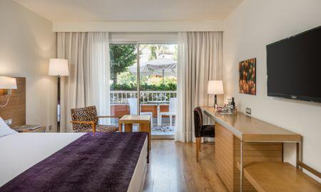 Habitación Estándar con Vista - Hesperia Ciudad De Mallorca - Islas Baleares