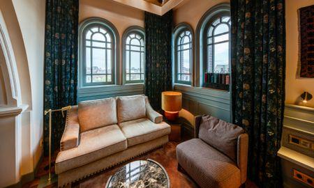 Suite - Hotel Mercier - Amsterdã