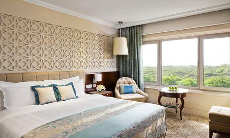 Chambre King Deluxe - Vue Ville - Taj Palace, New Delhi - Delhi