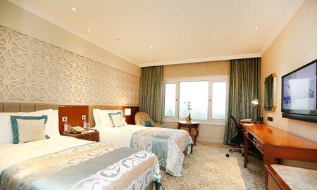 Deluxe Room Twin Bed - Taj Palace, New Delhi - Delhi