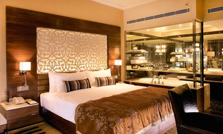 Taj Chambre Club King - Vue Ville - Taj Palace, New Delhi - Delhi