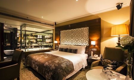 Chambre Luxury King - Vue Ville - Taj Palace, New Delhi - Delhi