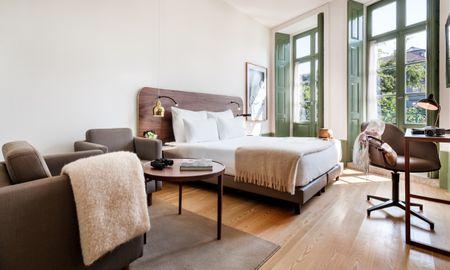 Chambre Supérieure Grand View - Pestana Porto - Goldsmith - Porto
