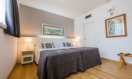 Habitación Superior Twin - Aparthotel Atenea Barcelona - Barcelona