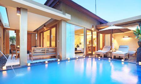 Suite Pool Villa - The Sankara Suites & Villas By Pramana - Bali