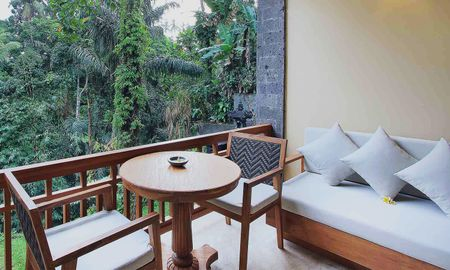 Valley Twin Room - The Sankara Suites & Villas By Pramana - Bali