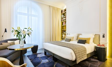 Deluxe Zimmer - La Clef Champs Elysées - Paris