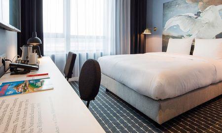 Habitación Individual Urbana - Corendon Village Hotel Amsterdam - Ámsterdam