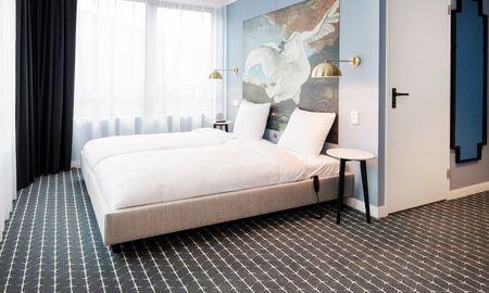 Habitación Twin Urbana - Corendon Village Hotel Amsterdam - Ámsterdam