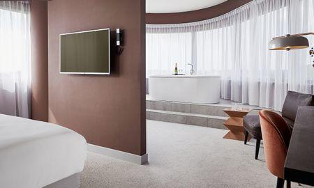 Suite Superior Plaza - Corendon Village Hotel Amsterdam - Ámsterdam