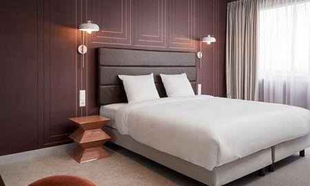 Plaza Einzelzimmer - Corendon Village Hotel Amsterdam - Amsterdam