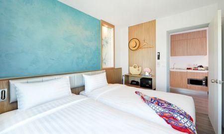 Номер Твин Делюкс - двумя кроватями - Centre Point Hotel Pattaya - Pattaya